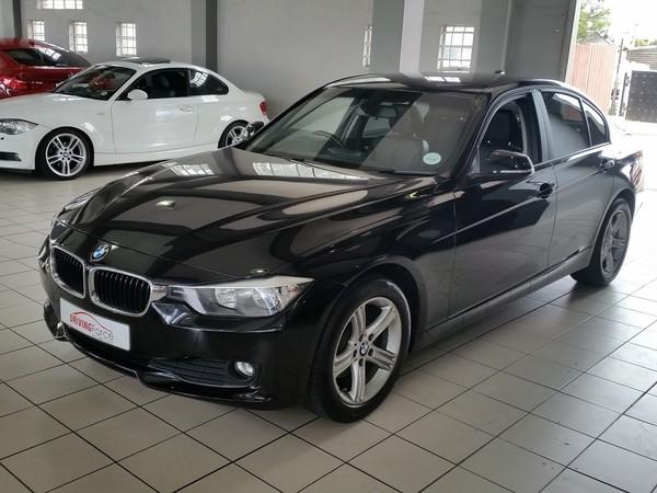 2012 BMW 3 Series 320d At f30  Western Cape Wynberg_0