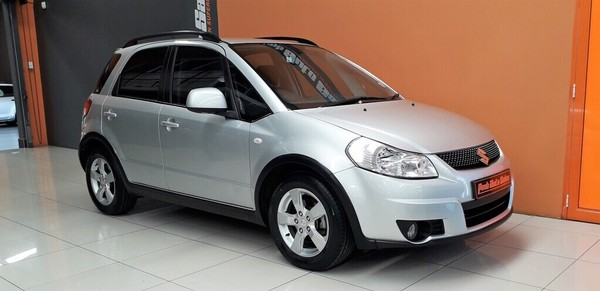 2011 Suzuki SX4 2.0 Awd  Kwazulu Natal Pietermaritzburg_0