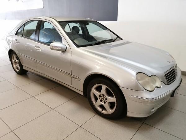 2004 Mercedes-Benz C-Class C200k Classic At  Kwazulu Natal Durban_0