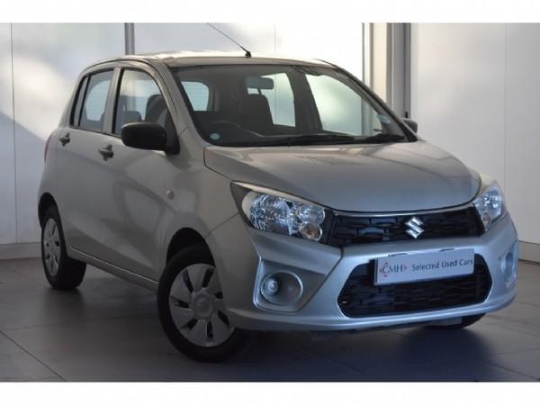 2018 Suzuki Celerio 1.0 GA Western Cape Cape Town_0