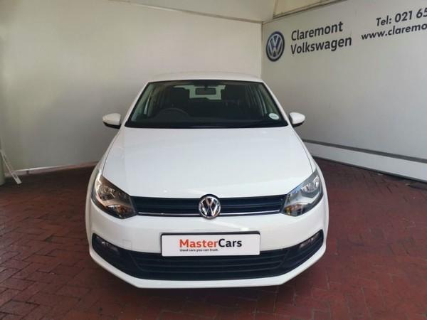 2019 Volkswagen Polo Vivo 1.6 Comfortline TIP 5-Door Western Cape Claremont_0