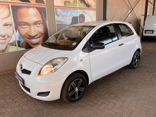 2010 Toyota Yaris T1 3dr Ac  North West Province Brits_0