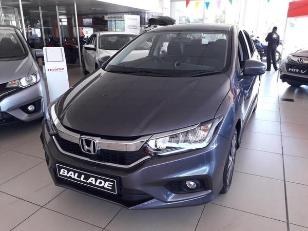 2020 Honda Ballade 1.5 Executive CVT Gauteng Sandton_0