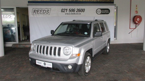 2016 Jeep Patriot 2.4 Limited  Western Cape Goodwood_0