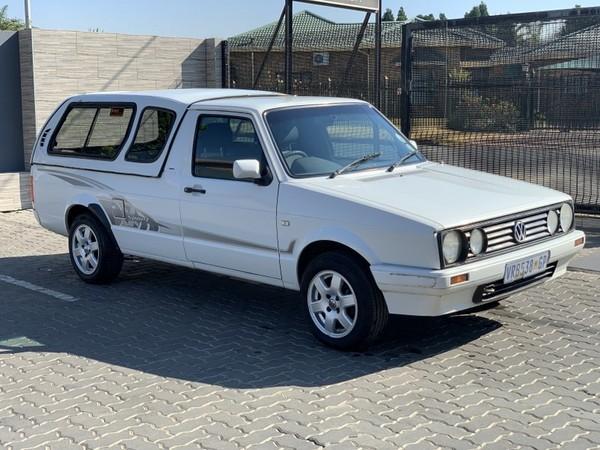 2007 Volkswagen Caddy Pickup 1.6 Pu Sc  Gauteng Johannesburg_0