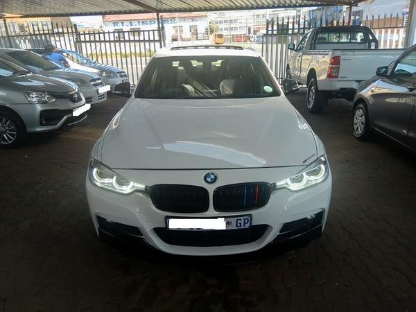 2016 BMW 3 Series 318i M Sport Auto Gauteng Jeppestown_0