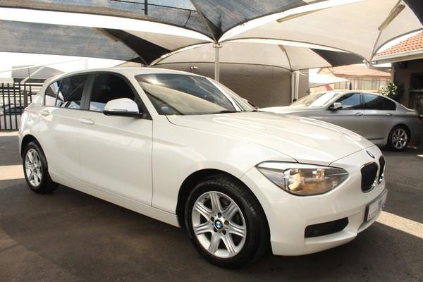 2014 BMW 1 Series 118i 5dr f20  Gauteng Roodepoort_0