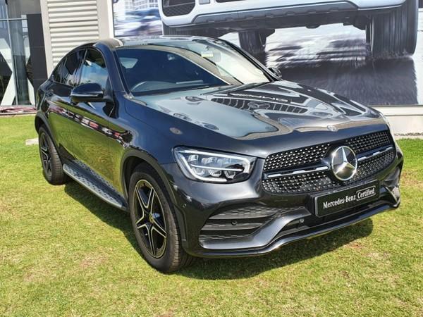 2019 Mercedes-Benz GLC COUPE 220d Gauteng Boksburg_0