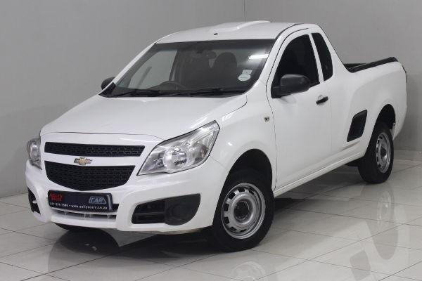 2016 Chevrolet Corsa Utility 1.4 Sc Pu Gauteng Nigel_0
