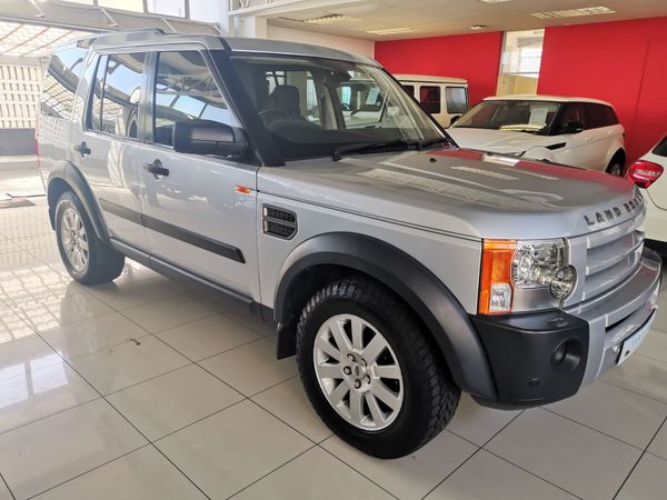 2006 Land Rover Discovery 3 Td V6 Hse At  Western Cape Bellville_0