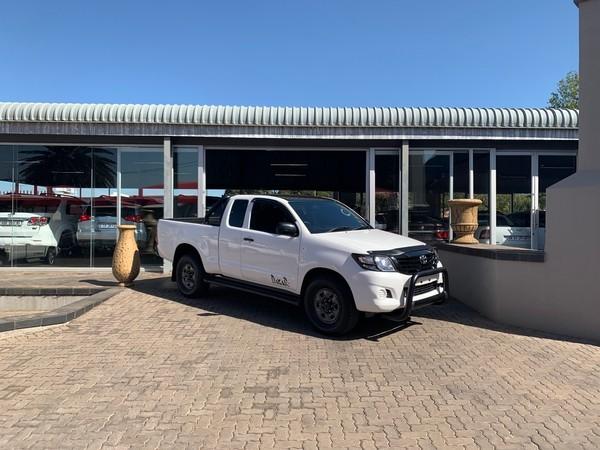 2016 Toyota Hilux 2.5 D-4D RB SRX PU XTRA CAB Mpumalanga Delmas_0