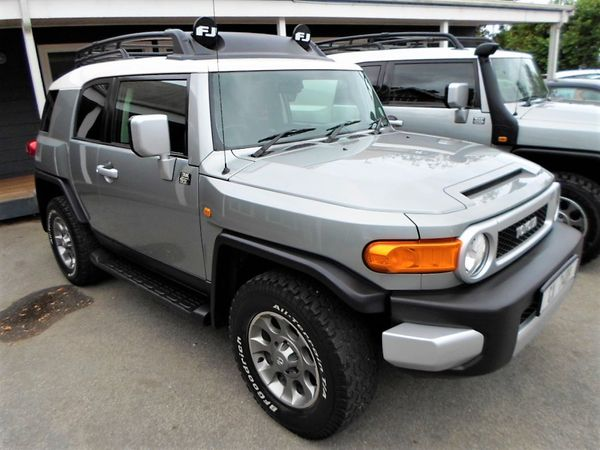 2011 Toyota Land Cruiser Fj 4.0 V6 Trail Cruiser  Western Cape Knysna_0