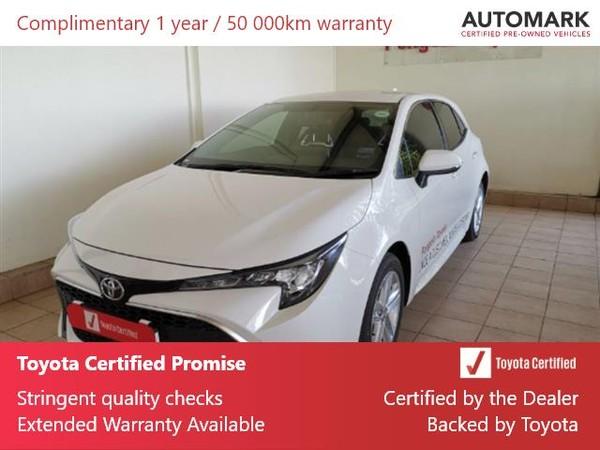 2019 Toyota Corolla 1.2T XR CVT 5-Door Kwazulu Natal Pongola_0