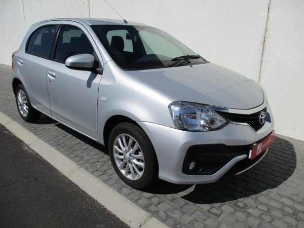 2019 Toyota Etios 1.5 Xs 5dr  Western Cape Table View_0