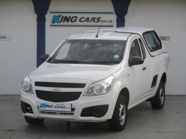 2014 Chevrolet Corsa Utility 1.4 Ac Pu Sc  Eastern Cape Port Elizabeth_0