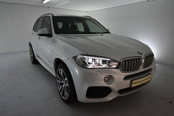 2017 BMW X5 xDRIVE40d M-Sport Auto Gauteng Pretoria_0