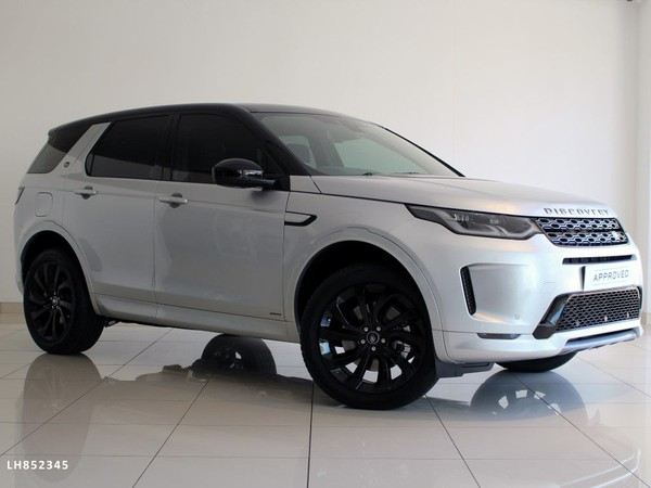 2020 Land Rover Discovery Sport D180 R-Dynamic SE Western Cape Goodwood_0