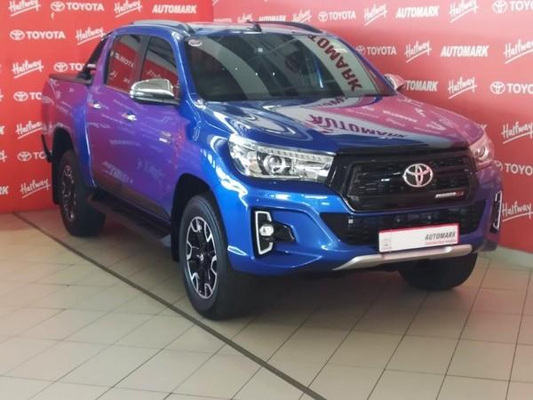 2019 Toyota Hilux 2.8 GD-6 RB Auto Raider Double Cab Bakkie Gauteng Sandton_0