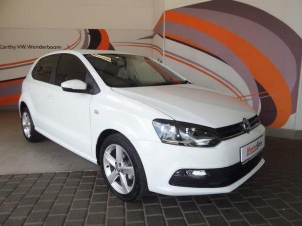 2020 Volkswagen Polo Vivo VOLKSWAGEN POLO VIVO 1.6 HIGHLINE Gauteng Pretoria_0