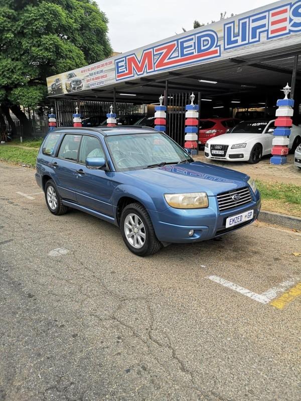 2008 Subaru Forester 2.5 Xs At  Gauteng Benoni_0