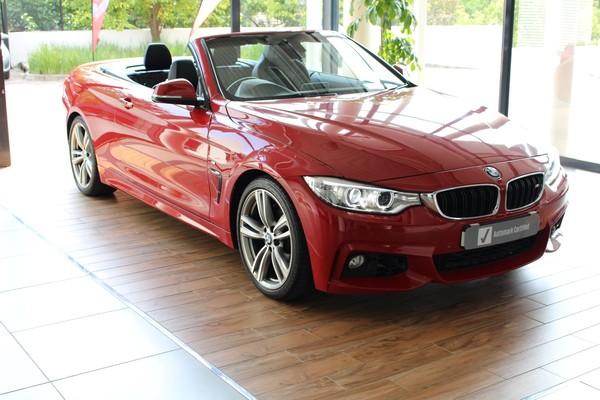 2016 BMW 4 Series 420i Convertible Auto Gauteng Bryanston_0