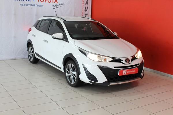 2019 Toyota Yaris 1.5 Cross 5-Door Gauteng Edenvale_0