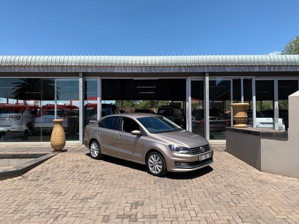 2017 Volkswagen Polo GP 1.4 Comfortline Mpumalanga Delmas_0