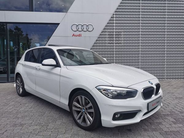 2016 BMW 1 Series 118i 5DR Auto f20 Western Cape Claremont_0
