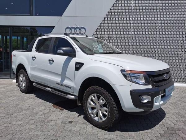 2015 Ford Ranger 3.2TDCi 3.2 WILDTRAK 4X4 Auto Double Cab Bakkie Western Cape Claremont_0