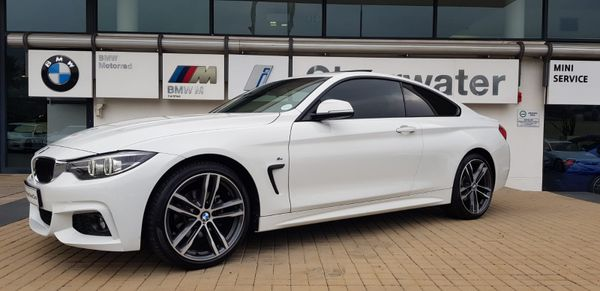 2019 BMW 4 Series 420i Coupe M Sport Plus Auto F32 Gauteng Roodepoort_0