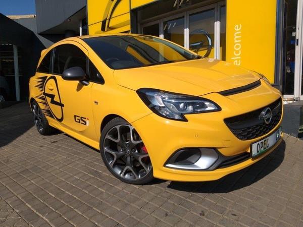 2019 Opel Corsa GSI 1.4T 3-Door Gauteng Pretoria_0