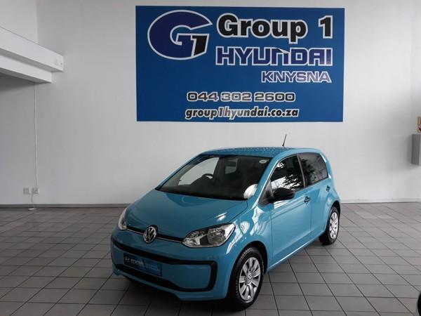 2018 Volkswagen Up Colour UP 1.0 5-Door Western Cape Knysna_0