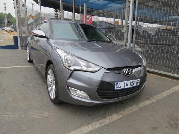 2013 Hyundai Veloster 1.6 GDI Executive Gauteng Johannesburg_0