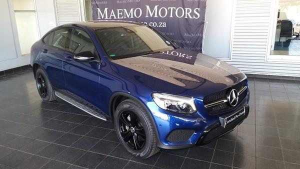 2020 Mercedes-Benz GLC COUPE 250d North West Province Rustenburg_0