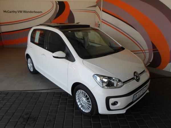 2020 Volkswagen Up Move UP 1.0 5-Door Gauteng Pretoria_0