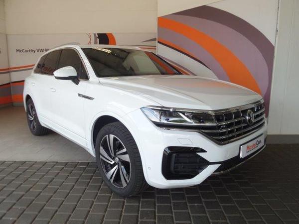 2020 Volkswagen Touareg 3.0 TDI V6 Luxury Gauteng Pretoria_0