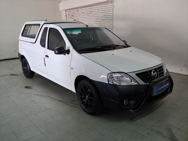 2017 Nissan NP200 1.6  Ac Safety Pack Pu Sc  Western Cape Vredenburg_0