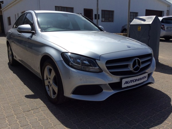 2015 Mercedes-Benz C-Class C180 Avantgarde Auto Western Cape Hermanus_0