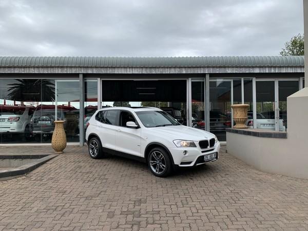 2012 BMW X3 Xdrive20d At  Mpumalanga Delmas_0