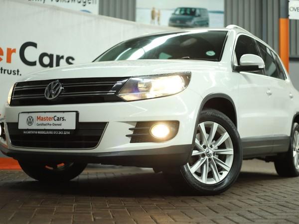 2013 Volkswagen Tiguan 2.0 Tdi Sprt-styl 4mot Dsg  Mpumalanga Secunda_0
