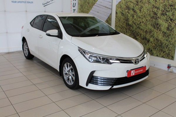 2019 Toyota Corolla 1.3 Prestige Gauteng Kempton Park_0