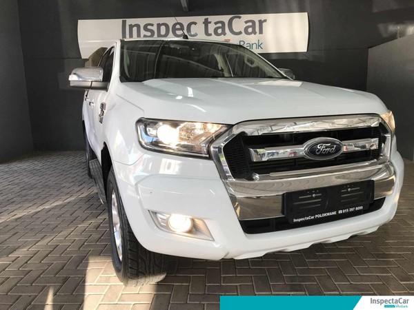 2017 Ford Ranger 3.2TDCi XLT 4X4 Auto Double Cab Bakkie Limpopo Polokwane_0