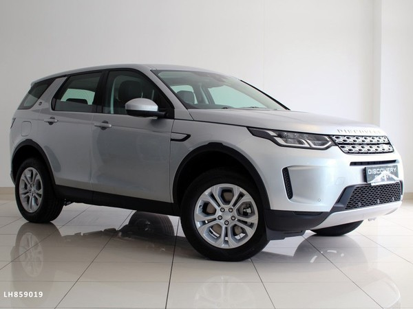 2020 Land Rover Discovery Sport 2.0D D180 Western Cape Goodwood_0