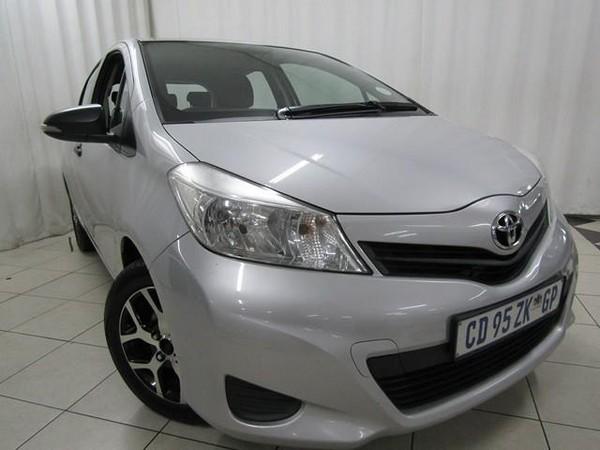 2012 Toyota Yaris 1.3 Xi 5dr  Gauteng Johannesburg_0