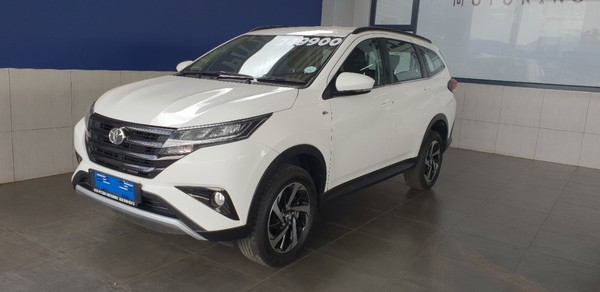 2018 Toyota Rush 1.5 Gauteng Pretoria_0