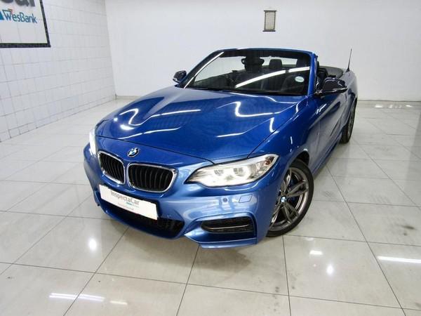 2015 BMW 2 Series M235 Convertible Auto F23 Gauteng Pretoria_0