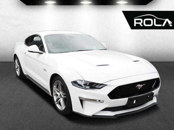 2020 Ford Mustang 5.0 GT Auto Western Cape Caledon_0