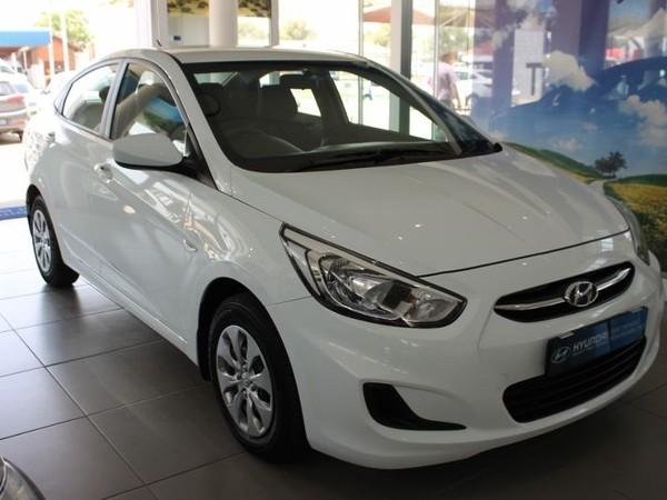2016 Hyundai Accent 1.6 Gl  Free State Bloemfontein_0