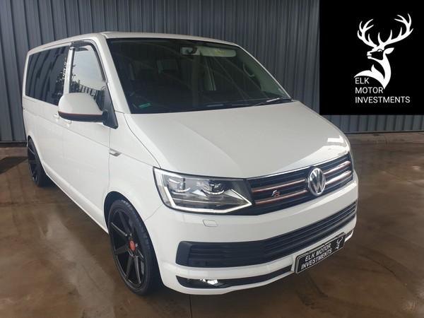 2016 Volkswagen Kombi 2.0 TDi DSG 103kw Comfortline Mpumalanga Middelburg_0