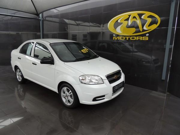 2015 Chevrolet Aveo 1.6 L  Gauteng Vereeniging_0
